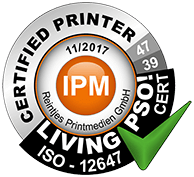 Certified Printer Logo