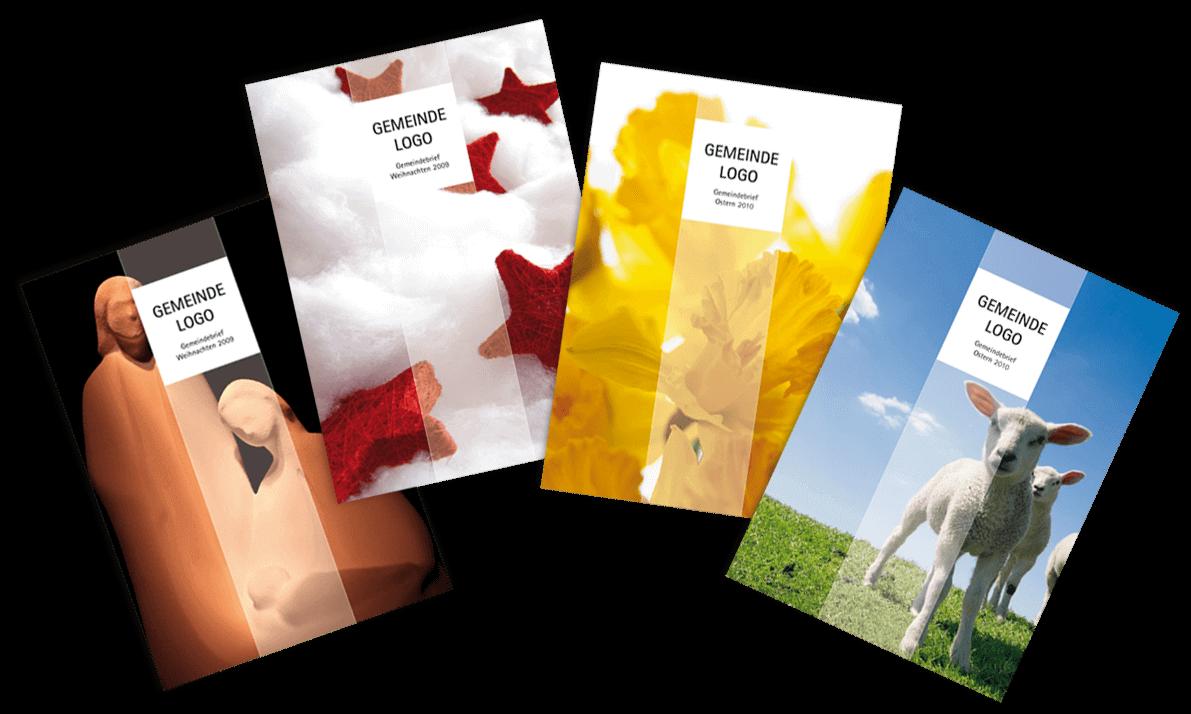 Kirchendruckerei - Wir drucken Ihren Gemeindebrief, Pfarrbrief und Ihre Kirchenzeitung