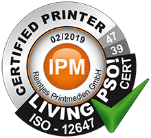 IPM Certified Printer - kirchendruckerei
